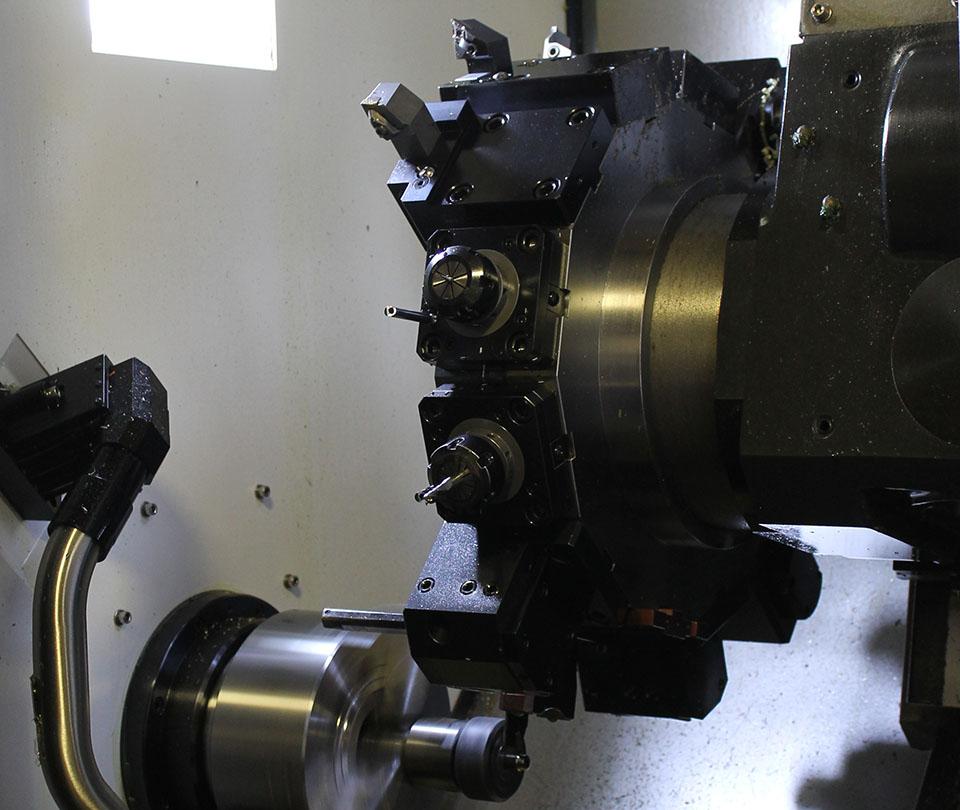 LSI CNC Machine Shop - Prototype