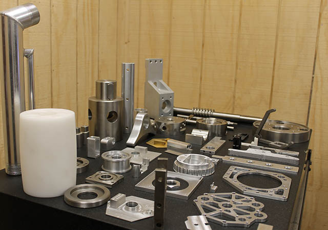LSI CNC Machine Shop - Recent Projects