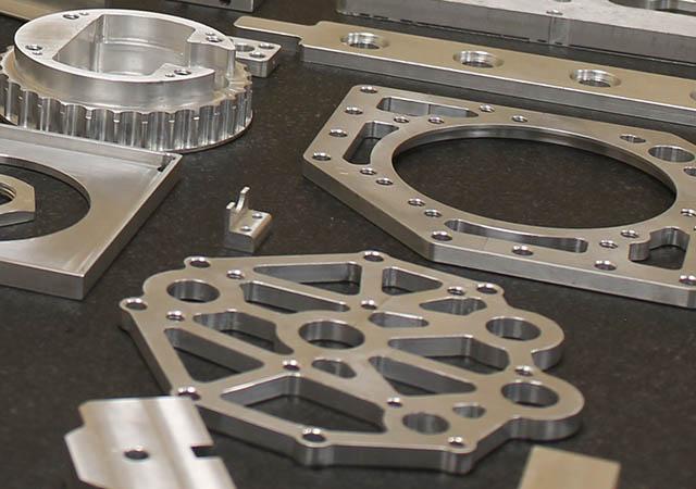 LSI CNC Machine Shop - Recent Projects